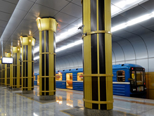 Anniversary of the opening of the metro in Novosibirsk