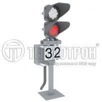 Traffic lights signalling