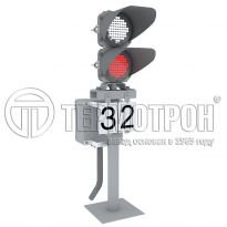 LED GROUND LIGHT SIGNAL & LED POLE TRAFFIC LIGHT